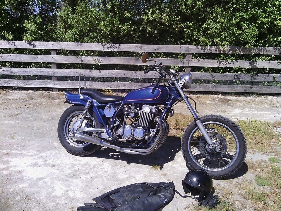 1971 Honda 750 4 - Davethedodgedriver