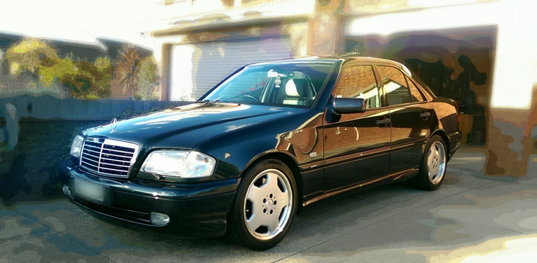 1998 Mercedes-Benz C43 AMG