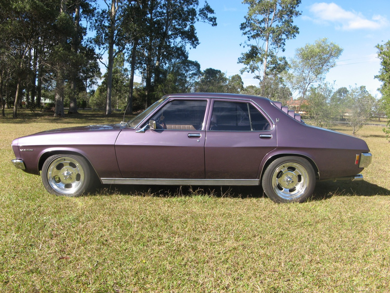 1972 Holden HQ PREMIER V8 - MeanMachine - Shannons Club