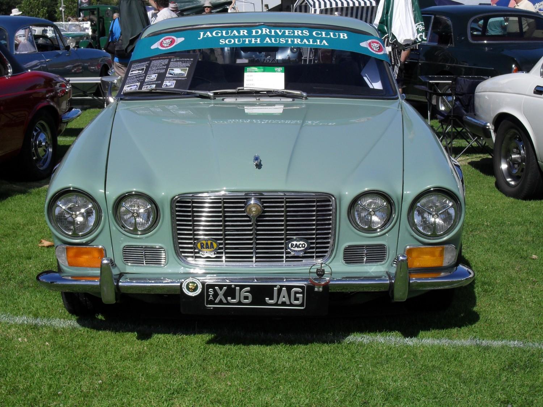 1971 Jaguar XJ6 4.2 Series l - Heelersaustralia - Shannons ...