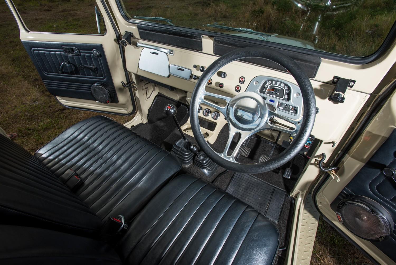 1977 Toyota LANDCRUISER (4x4)