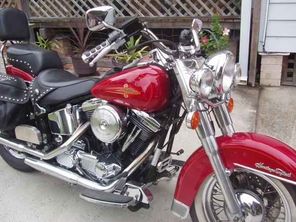 1994 harley davidson heritage softail monsiour shannons club rh shannons com au Harley Manual Gear Harley Dyna Manual Hand