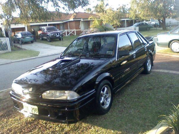 1988 Holden Commodore VL