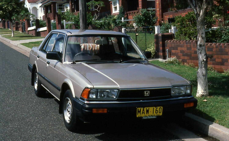 Kekurangan Honda Accord 1982 Top Model Tahun Ini