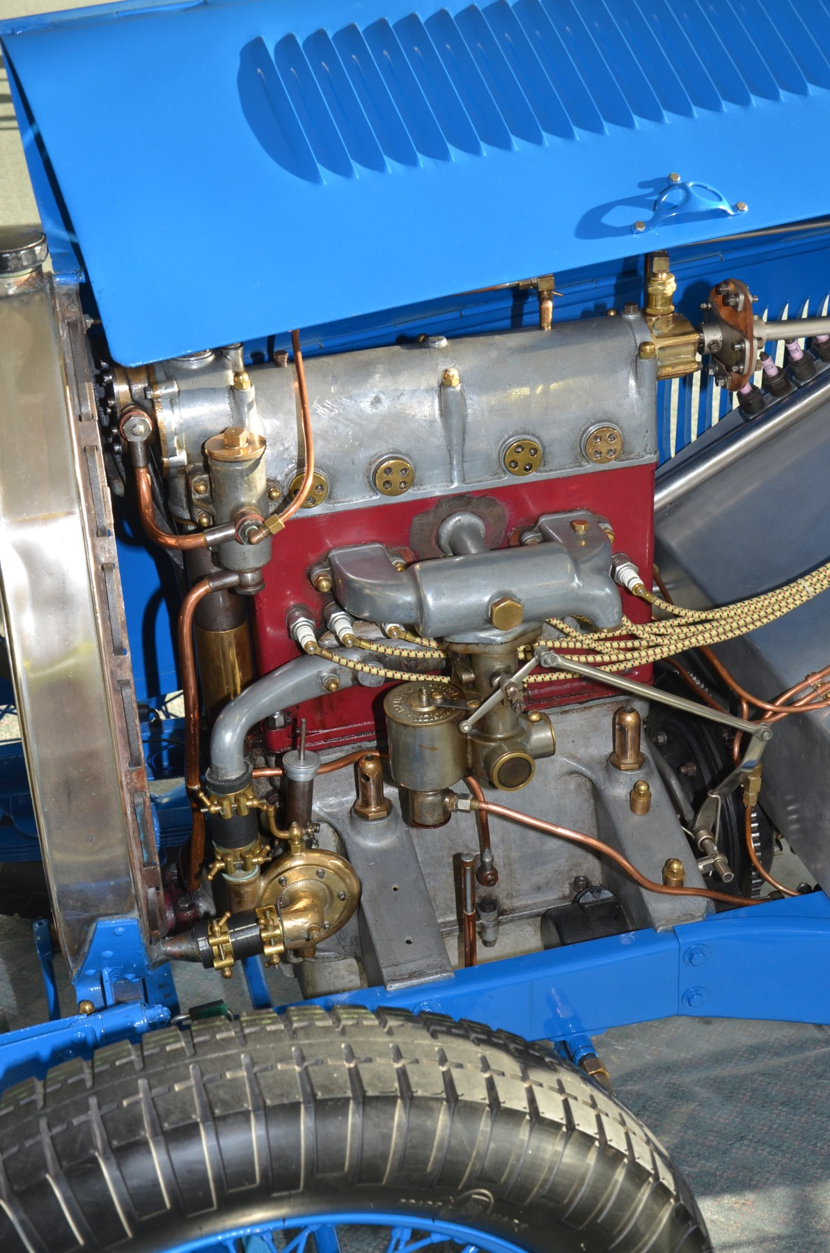 1922 Bugatti type 13