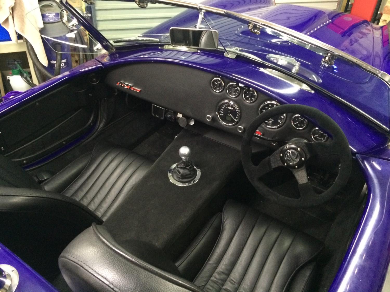 2016 Shelby 427 Cobra Replica