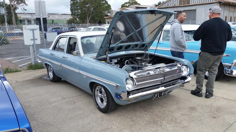 1965 Holden HD