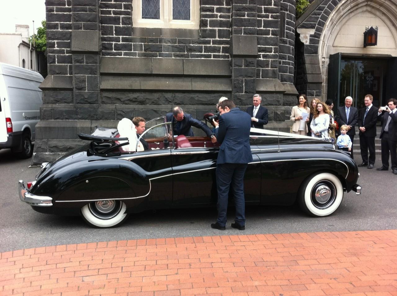 1962 Jaguar Jaguar