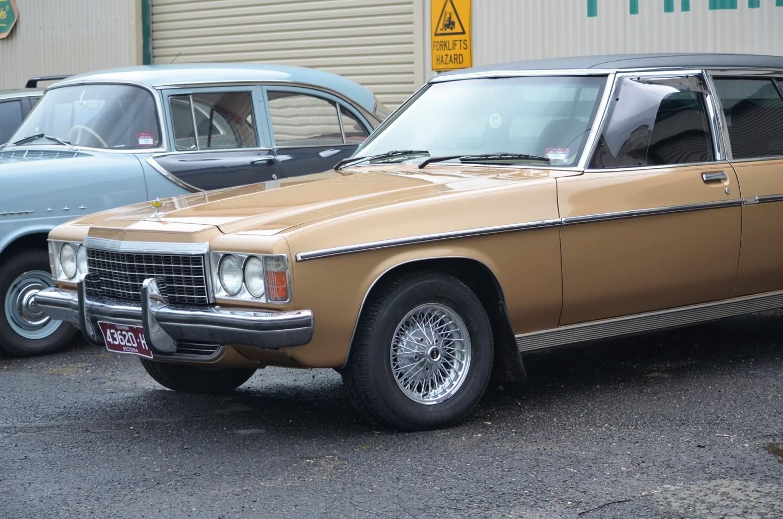 1979 Holden HX STATESMAN CAPRICE