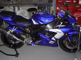 2002 Yamaha YZF R1