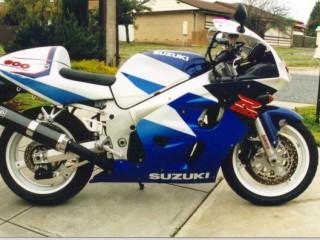 1997 Suzuki GSX-R 600