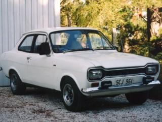 1970 Ford ESCORT
