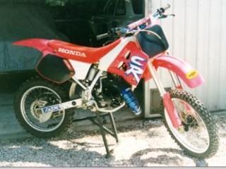 1992 Honda CR 125