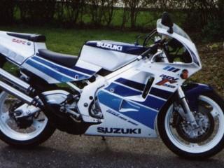 1991 Suzuki RGV 250