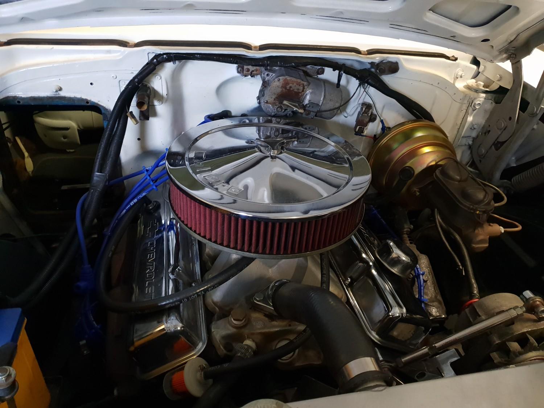 1957 Chevrolet 210 4 door
