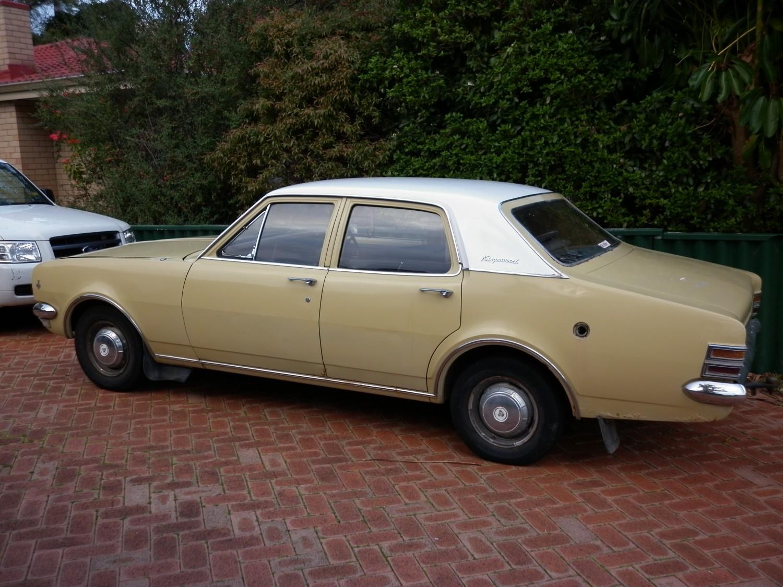 1969 Holden HT Kingswood