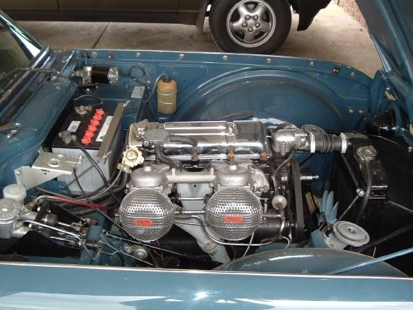1963 Triumph Dove GTR