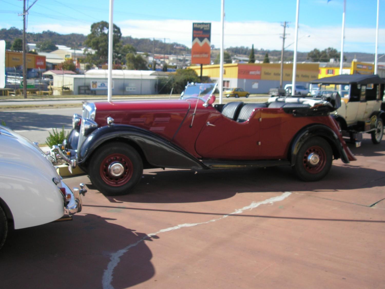1937 Morris 25 Hp series II