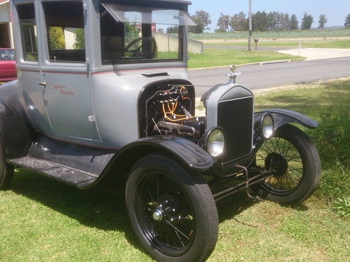 1925 Ford t model