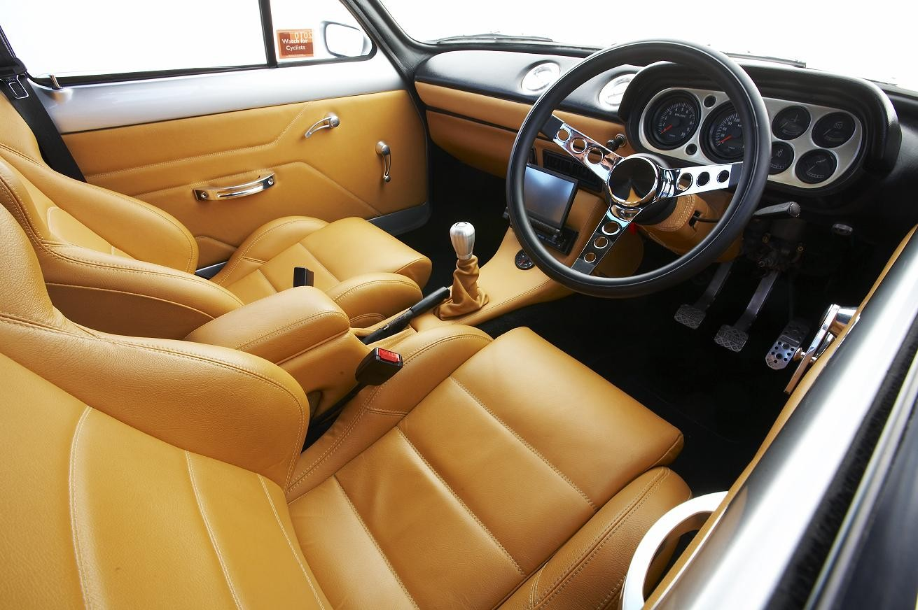 1974 Ford ESCORT