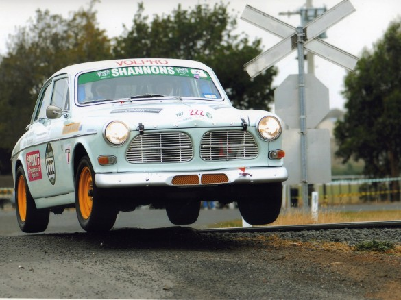 1967 Volvo 122SR (Works Group 2 rally car) - worksvolvo - Shannons Club