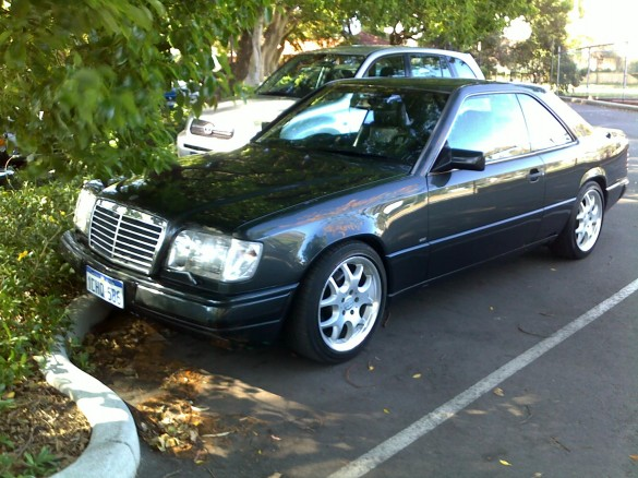 Car Auctions Gold Coast >> 1988 Mercedes-Benz LHD 300ce (Brabus enhanced) - Brabus - Shannons Club