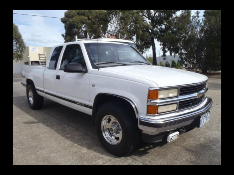 1997 Chevrolet Silverado K1500