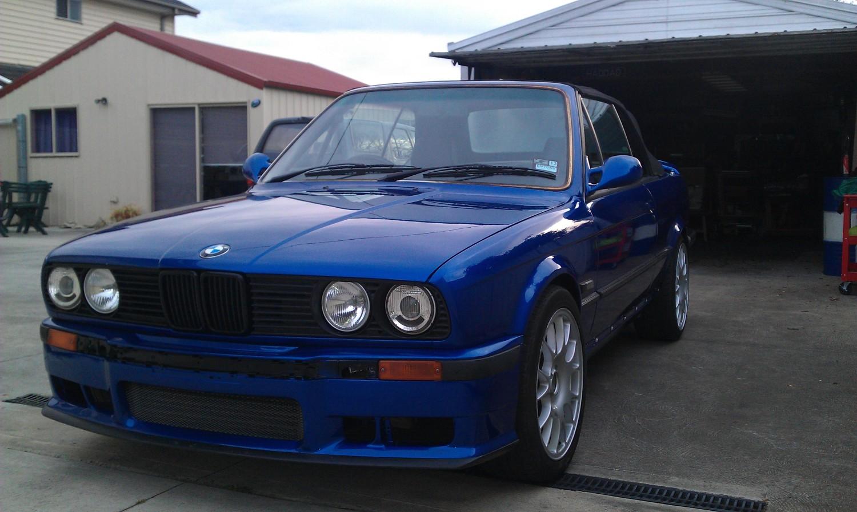 1990 BMW 325i - E30Turbo - Shannons Club