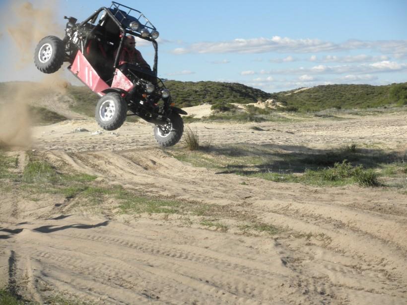 2010 Joyner buggy 650 cc