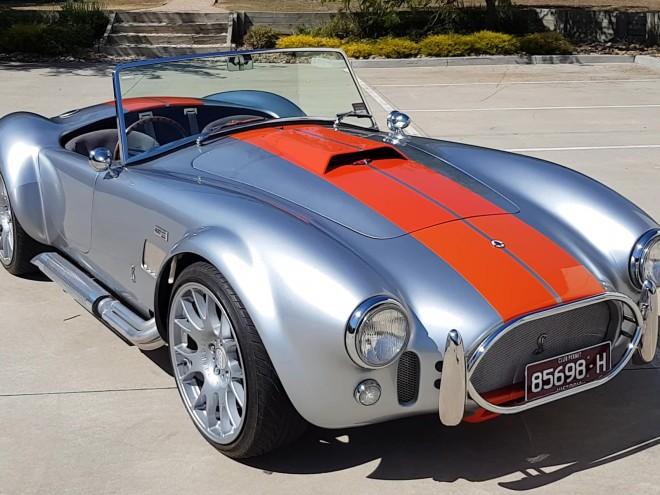 1966 AC Cobra SC427