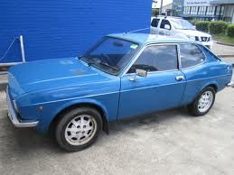 1970 Fiat 128SL Coupe