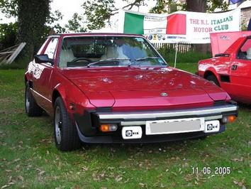1980 Fiat X/19
