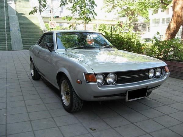 1971 Toyota Celica LT1600