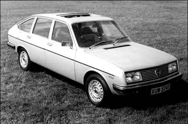 1978 Lancia Beta 2000
