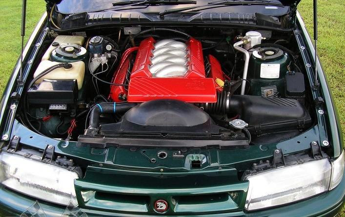 1990 Holden SV5000