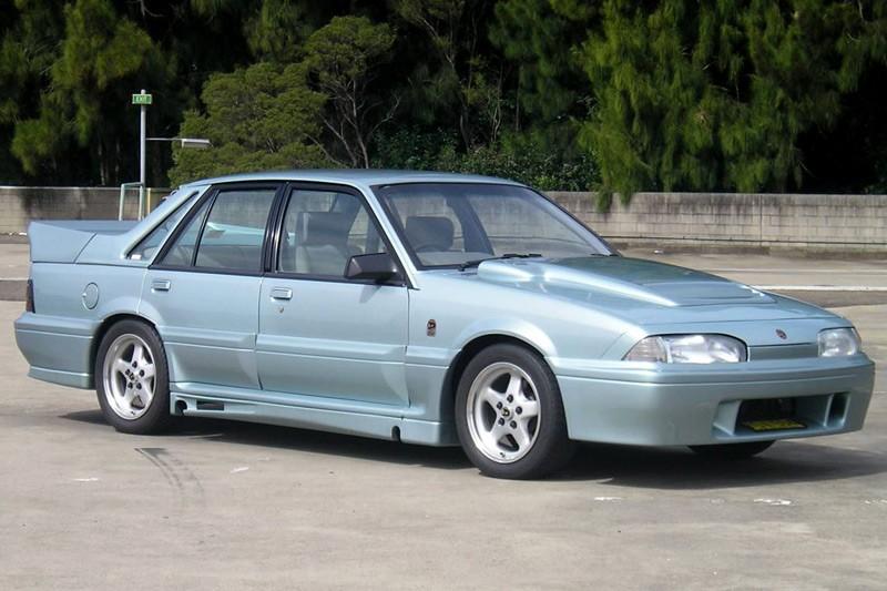 1989 Holden Walkinshaw Group A