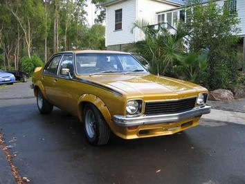 1975 Holden SLR 5000