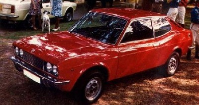 1973 Fiat 128SL Coupe