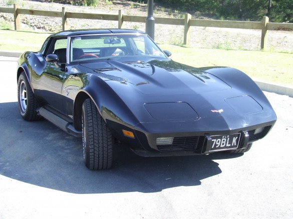 1979 chevrolet corvette stingray kanangra shannons club