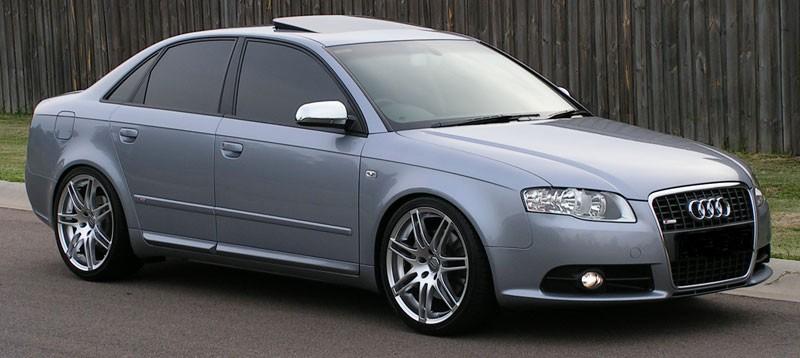 2007 Audi sline tiptronic quattro