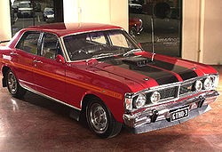 Ford gtho phase 3