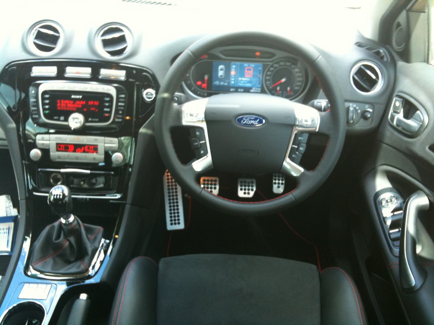 2010 ford mondeo xr5 turbo zammies shannons club. Black Bedroom Furniture Sets. Home Design Ideas