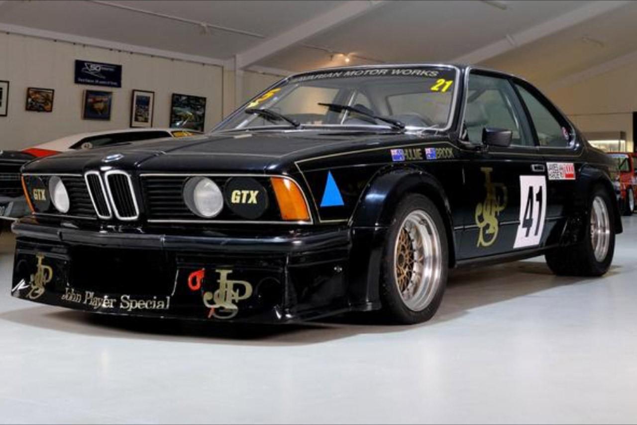 1980 BMW 635CSI JPS Group C
