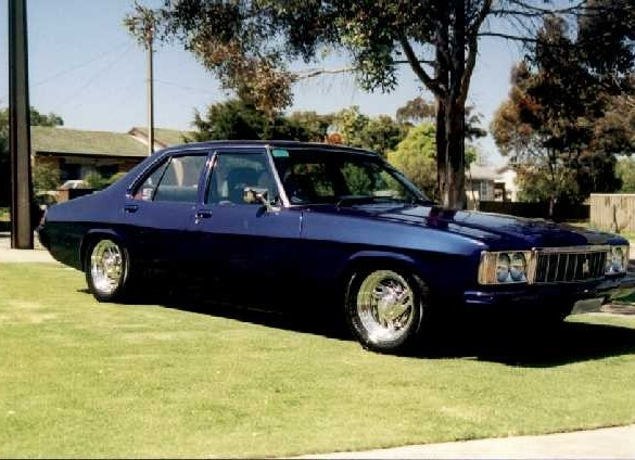 1976 Holden KINGSWOOD - wikkid76 - Shannons Club