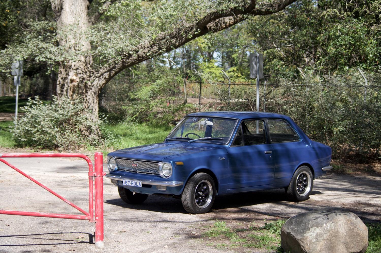 1967 Toyota COROLLA