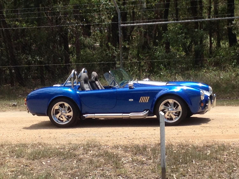 2008 AC Cobra DRB replica