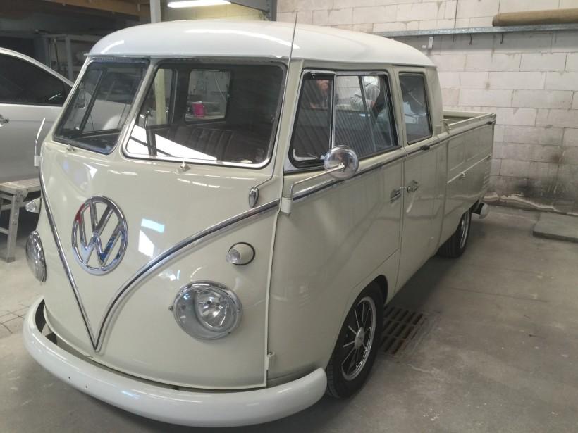 1961 Volkswagen KOMBI