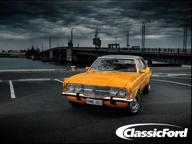 1973 Ford TC Cortina