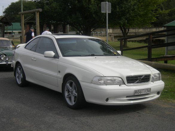 1998 Volvo C70 coupe - saint13 - Shannons Club