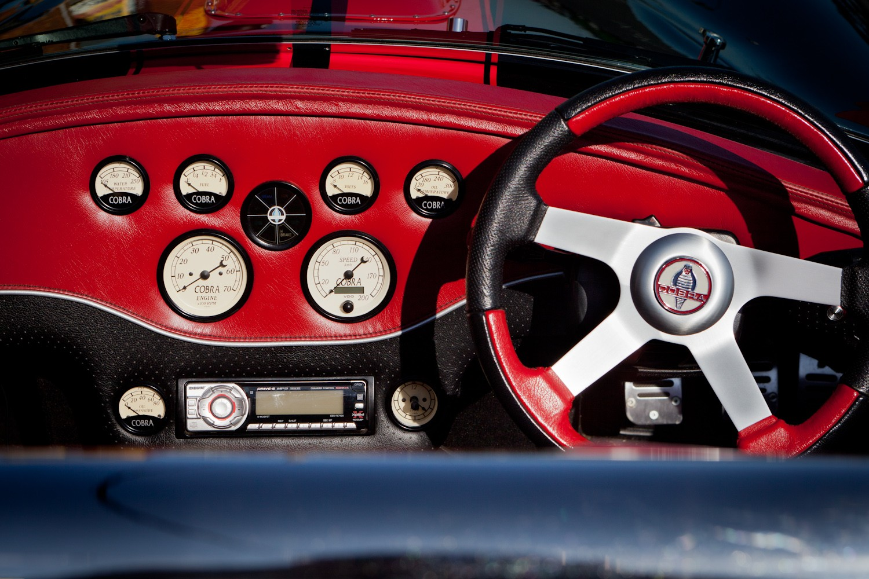 1963 AC Cobra RC Sports car